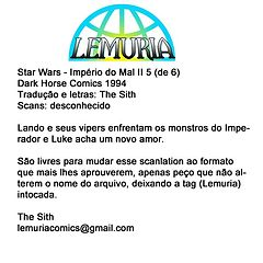 Star Wars - Império do Mal II - 05 de 06.cbr