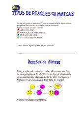 Tipos de reacoes quimicas.doc