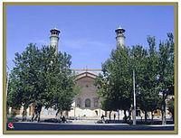 مسجدجامع قزوین