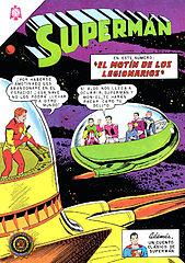 superman novaro #0478 - por gargolazulada.cbr