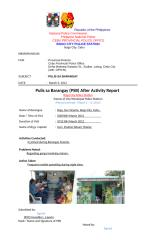 Pulis sa Barangay (PSB) After Activity Report.docx