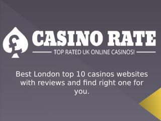 Top UK Online Casinos.pptx