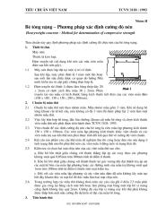 06-TCVN 3118 1993 Be tong nang. Phuong phap xac dinh cuong do nen.pdf