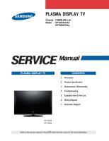Samsung HP - T4254 Chasis F34B.pdf