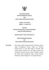 Peraturan Bersama 03 dan 14 tahun 2010.PDF