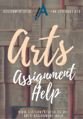 Arts Assignment Help by Professionals.pdf