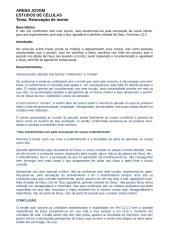 10032010 - Estudo de Células - Renovação de Mente.doc