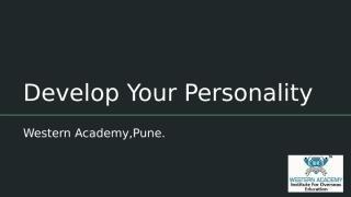 Personality Development.pptx