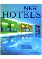 Hotels كتاب تصميم الفنادق الاوتيلات
