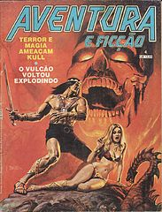 Kull em Aventura e Ficção 04.cbr