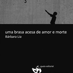 Uma brasa acesa de amor e morte - Barbara Lia.epub