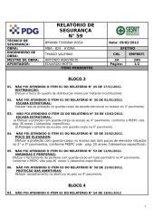 MBA_824 BLOCOS 03;04;05 Relatório de Segurança nº 59 - REVESTIMENTO.doc