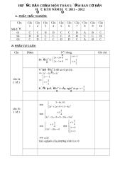 Huong dan cham de kiem tra hoc ki 1 toan 10 2012-2013.doc