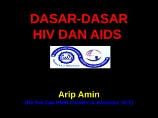 HIV DAN AIDS ( PKBI ).ppt
