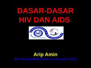HIV DAN AIDS ( PKBI ).ppt