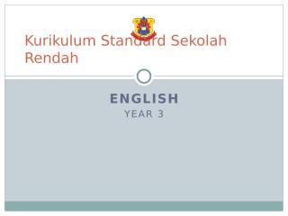 Year 3 English KSSR Presentation.pptx