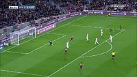 Neymar Amazing Goal vs Rayo Vallecano 2014.mp4