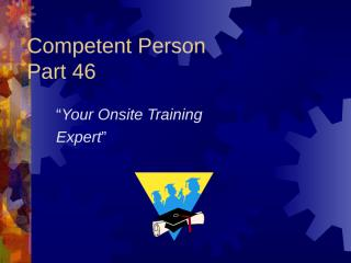She-competent person.ppt