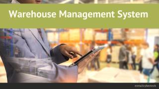 Warehouse Management System.pdf