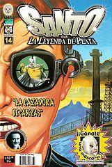 Santo La Leyenda de Plata -#14.cbr