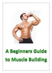 A Beginners Guide to Muscle Building.pdf