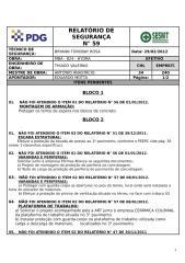 MBA_824 BLOCOS 01;02;06 Relatório de Segurança nº 59 - SUPERESTRUTURA.doc