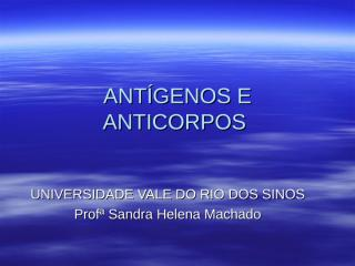 antigenos_e_anticorpos2009.ppt