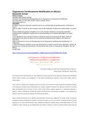 organismos genéticamente modificados en méxico.doc