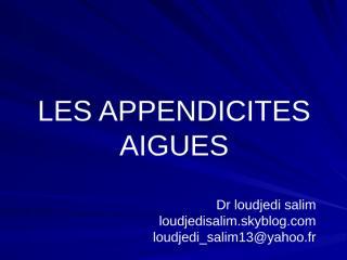 Appendicites.ppt