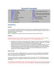 Terminal Commands.doc