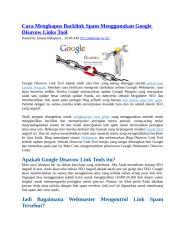 cara menghapus backlink spam menggunakan google disavow links tool_1.docx