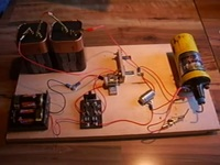 Science Project Tesla Coil - YouTube.flv